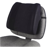 Fellowes Backrest from Craft Office Systems