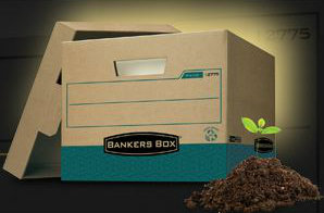 Banker Box from Fellowes