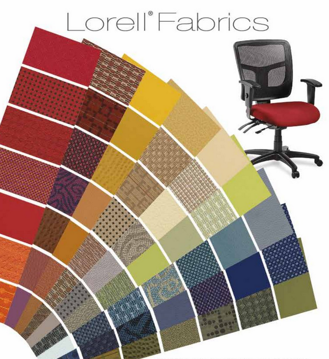 Better Yet. . .the Lorell Custom Fabrics Program Applies To The Wide  Offering Of Chair Styles By Lorell. Styles Include: